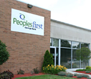 Image: Peoples First Savings Bank Mason building